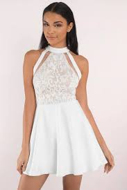 white dresses white dresses for women white lace dress white dress tobi us