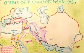 Map Of Ancient Middle East by Ancient Near Eastern Empires Maps 2013 2014 Mrcaseyhistory