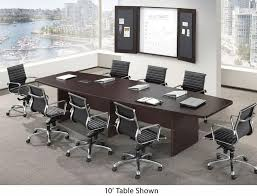 Boat Shaped Boardroom Table Ndi Office Furniture Boat Shape Conference Table W Slab Base 8