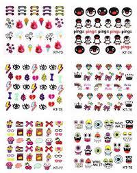2d u0026 3d nail stickers buy discount 2d u0026 3d nail stickers