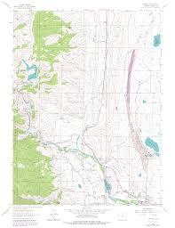 Reston Virginia Map by Wintersteen Trail To Greyrock Mt Colorado