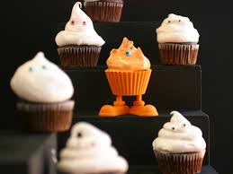 halloween ghost cupcakes u2013 festival collections