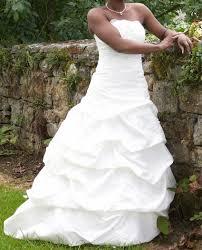 occasion mariage robe de mariée bustier d occasion bombay eglantine créations