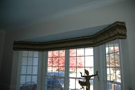 interior bay window cornice bay window curtain ideas playuna