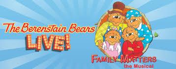 barenstein bears the berenstain bears live bristol riverside theatre