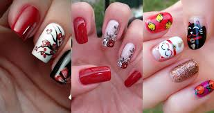 nail design january 2017 beautify themselves with sweet nails