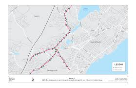 Mbta Map Commuter Rail by Route 1a Vinnin Square Priority Corridor Study Marblehead Salem