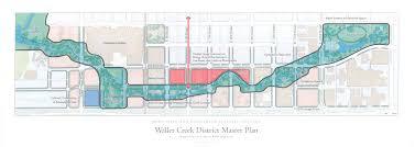 Greenbelt Austin Map by Waller Creek Archives Downtown Austin Blog