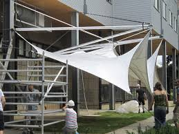 building a workshop æ lab building a prototype of a lightweight canopy