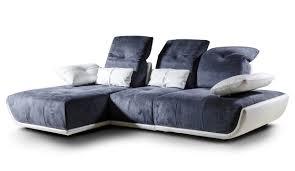 chaise e 50 corner sofa left chaise longue nieri divani