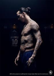 tattoo ibrahimovic names zlatan ibrahimovic tattoos names of 50 hungry people on his torso