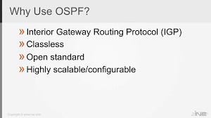 the ccna candidate u0027s guide to ospf introduction part 1 youtube