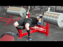 Bench Press World Record By Weight 800kg Bench Press World Record 2017 Youtube