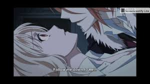 diabolik lovers subaru eyes diabolik lovers laito bites yui in church youtube