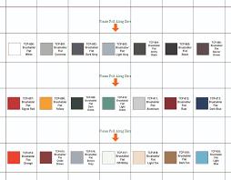 color charts tru color paint