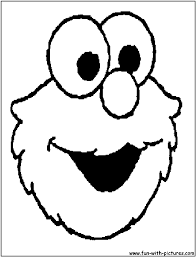 cartoons coloring pages elmo coloring pages