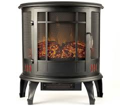 Realistic Electric Fireplace Logs by Best 25 Portable Electric Fireplace Ideas Only On Pinterest