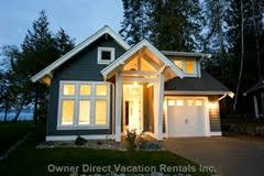 owner direct vacation rentals central vancouver island vacation