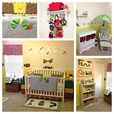 Hungry Caterpillar Nursery Decor Eric Carle The Hungry Caterpillar Nursery Baby Pinterest