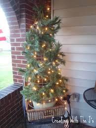how to make tomato cage christmas trees plus how to make three
