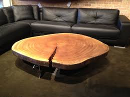 Tree Stump Nightstand Tree Coffee Table Interior Design