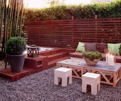 los angeles outdoor privacy screen patio contemporary with