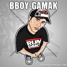 bboy gamak street meme generator