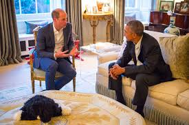 the obamas meet kate and william for dinner at kensington palace