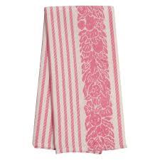 layla grayce luciana blush pink kitchen towel
