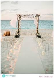 Wedding Arches Beach Amazing Wedding Ceremony Aisle Decor Inspiration Beautiful Beach