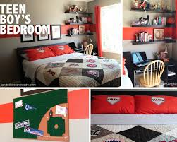 Teen Boys Bedroom Teen Boy Bedroom Reveal Landeelu Com
