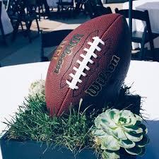 Football Centerpieces Super Bowl Sunday Centerpieces U003e Healthy Fashion