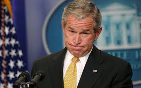 new poll george w bush now ranked 3rd best president was 40th