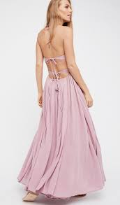 Lille Maxi Dress Free People Clothed With Love Pinterest