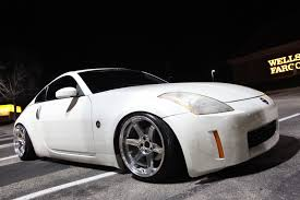 Nissan 350z Coilovers - feature david whitley u0027s stanced nissan 350z