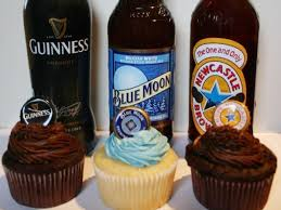 beer can cake and now this beer cupcakes nbc new york