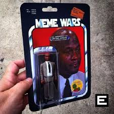 Kek Meme - funko reaction meme wars crying jordan custom action figure evilos