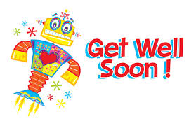 kids get well soon send a patient greeting county hospital