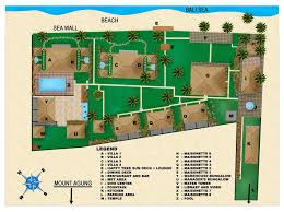resort floor plan plans for a small resort scuba seraya floor plans 2 pinterest