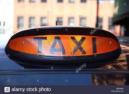 Taxi Light Taxi Hire Light Stock Photos U0026 Taxi Hire Light Stock Images Alamy
