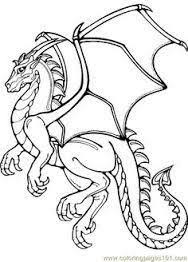 dragon coloring pages for kids hawk u0026 falcon coloring pages