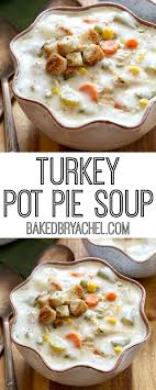 cooker thanksgiving turkey pie soup baked by