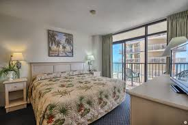 myrtle beach rooms suites condos at beach colony resort ocean view two bedroom condo