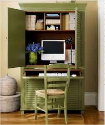 Smallest Computer Desk Small Space Solutions Home Offices Centsational Style