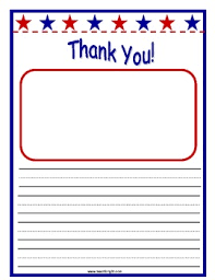 Thank You Letter Veterans veterans day thank you letters iteach veteran s day
