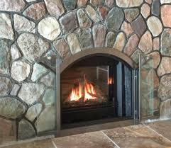 Arched Fireplace Doors glass fireplace doors fireplace door sets custom fireplace doors