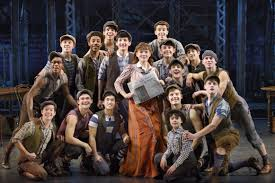 chicago production broadway s award winning musical disney s newsies gary chicago