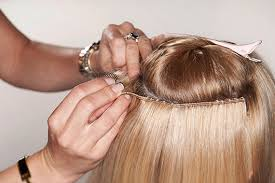 hair extension types most common types of hair extensions tatiana karelina