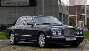 bentley arnage coupe file bentley arnage r facelift u2013 frontansicht 1 3 september