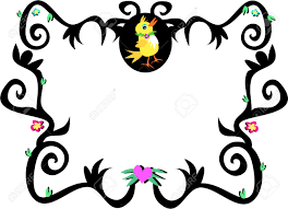 heart and flowers tattoo frame tattoo with heart and flowers royalty free cliparts